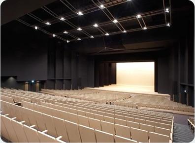 ホール紹介 わくわくホリデーホール 札幌市民ホール